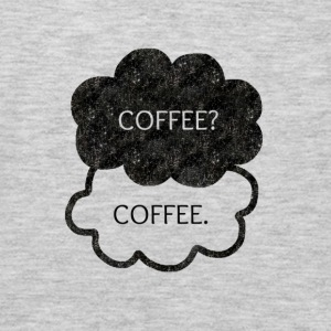 Coffee? Coffee. Tanks - Men's Premium Long Sleeve T-Shirt