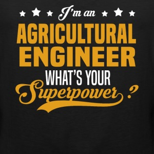 Agricultural Engineer T-Shirts - Men's Premium Tank