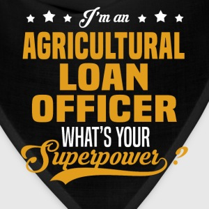 Agricultural Loan Officer T-Shirts - Bandana