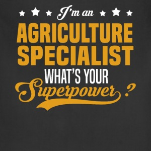 Agriculture Specialist T-Shirts - Adjustable Apron