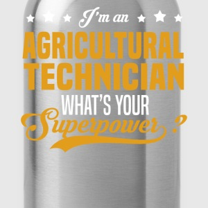 Agricultural Technician T-Shirts - Water Bottle