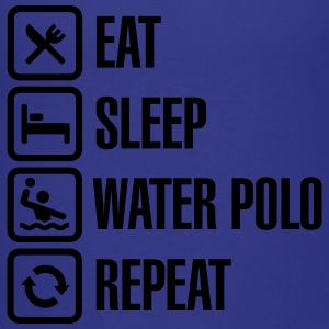 Eat Sleep Water Polo Repeat Kids' Shirts - Toddler Premium T-Shirt
