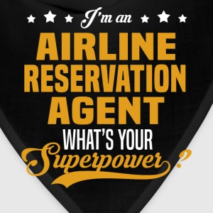 Airline Reservation Agent T-Shirts - Bandana
