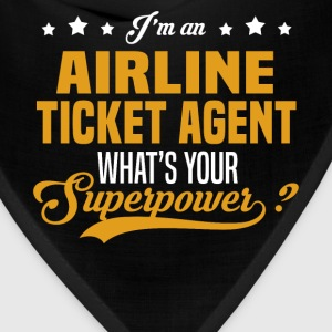 Airline Ticket Agent T-Shirts - Bandana