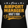 Airport Manager T-Shirts - Women's T-Shirt