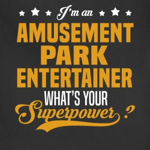 Amusement Park Entertainer T-Shirts - Adjustable Apron