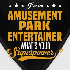 Amusement Park Entertainer T-Shirts - Bandana