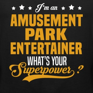 Amusement Park Entertainer T-Shirts - Men's Premium Tank