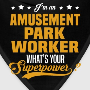 Amusement Park Worker T-Shirts - Bandana
