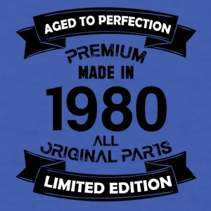 Premium Vintage 1980 Mugs & Drinkware - Men's T-Shirt