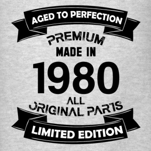 Premium Vintage 1980 Hoodies - Men's T-Shirt