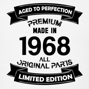 Premium Vintage 1968 Mugs & Drinkware - Men's T-Shirt