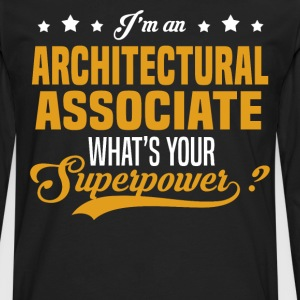Architectural Associate T-Shirts - Men's Premium Long Sleeve T-Shirt