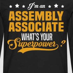 Assembly Associate T-Shirts - Men's Premium Long Sleeve T-Shirt