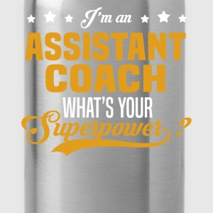 Assistant Coach T-Shirts - Water Bottle