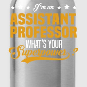 Assistant Professor T-Shirts - Water Bottle