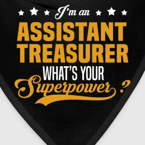 Assistant Treasurer T-Shirts - Bandana