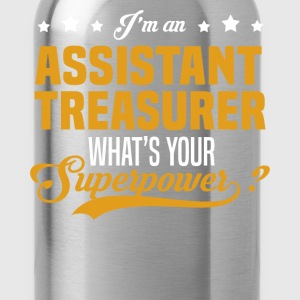 Assistant Treasurer T-Shirts - Water Bottle