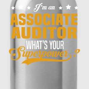 Associate Auditor T-Shirts - Water Bottle