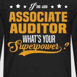 Associate Auditor T-Shirts - Men's Premium Long Sleeve T-Shirt