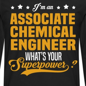 Associate Chemical Engineer T-Shirts - Men's Premium Long Sleeve T-Shirt