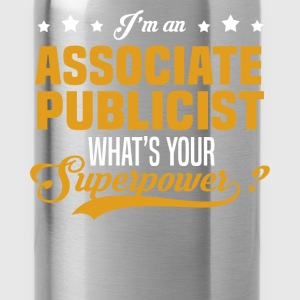 Associate Publicist T-Shirts - Water Bottle