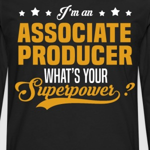 Associate Producer T-Shirts - Men's Premium Long Sleeve T-Shirt