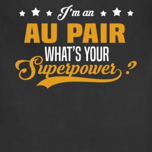 Au Pair T-Shirts - Adjustable Apron