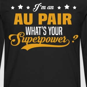 Au Pair T-Shirts - Men's Premium Long Sleeve T-Shirt