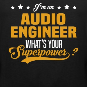Audio Engineer T-Shirts - Men's Premium Tank