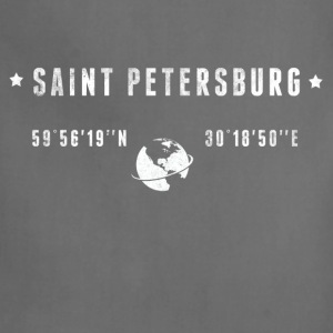 St Petersburg T-Shirts - Adjustable Apron