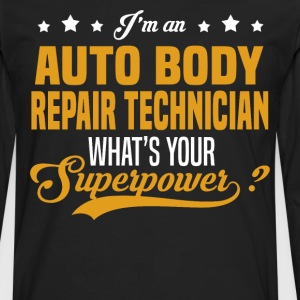 Auto Body Repair Technician T-Shirts - Men's Premium Long Sleeve T-Shirt