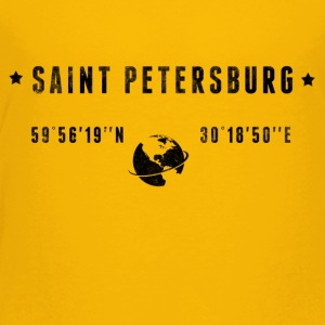St Petersburg Kids' Shirts - Toddler Premium T-Shirt