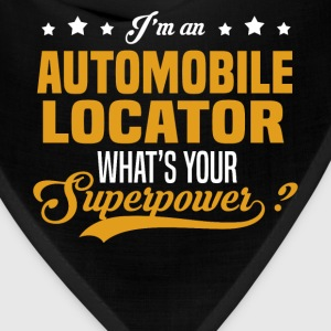 Automobile Locator T-Shirts - Bandana