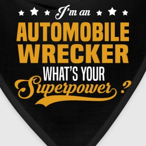 Automobile Wrecker T-Shirts - Bandana