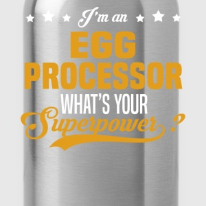 Egg Processor T-Shirts - Water Bottle