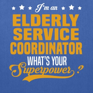 Elderly Service Coordinator T-Shirts - Tote Bag