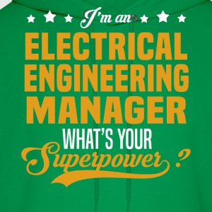 Electrical Engineering Manager T-Shirts - Men's Hoodie