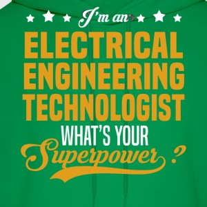 Electrical Engineering Technologist T-Shirts - Men's Hoodie