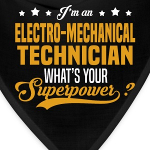 Electro-Mechanical Technician T-Shirts - Bandana