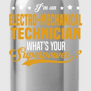 Electro-Mechanical Technician T-Shirts - Water Bottle