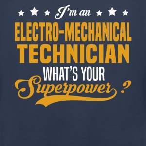 Electro-Mechanical Technician T-Shirts - Men's Premium Tank