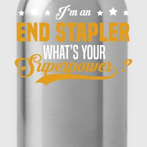 End Stapler T-Shirts - Water Bottle