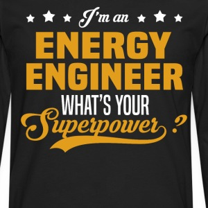 Energy Engineer T-Shirts - Men's Premium Long Sleeve T-Shirt