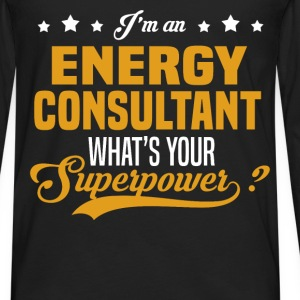Energy Consultant T-Shirts - Men's Premium Long Sleeve T-Shirt