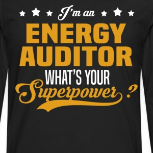 Energy Auditor T-Shirts - Men's Premium Long Sleeve T-Shirt