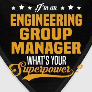 Engineering Group Manager T-Shirts - Bandana