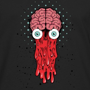 Bad brain - Men's Premium Long Sleeve T-Shirt