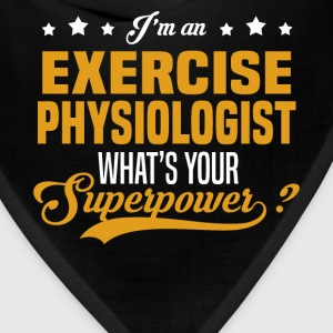 Exercise Physiologist T-Shirts - Bandana