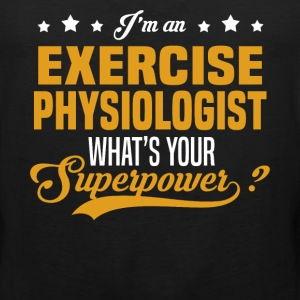 Exercise Physiologist T-Shirts - Men's Premium Tank